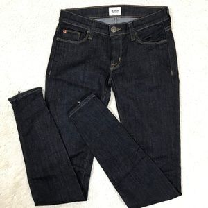 HUDSON Juliette Refine Super Skinny Jean Zipper